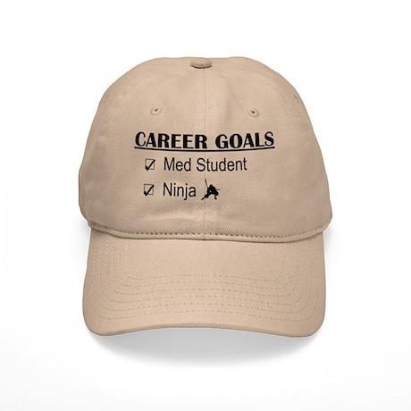 Career Goals Med Student Cap
