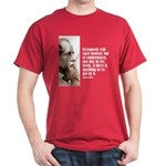 "Dickens ""Dishonesty"" Dark T-Shirt"