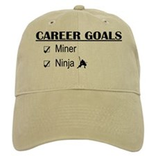 Career Goals Miner Baseball Cap