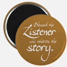 Blessed Is the Listener Magnet