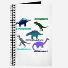 DINOSAURS COLLECTION Journal