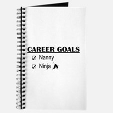 Nanny Career Goals Journal
