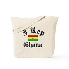 I rep Ghana Tote Bag