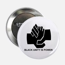 "Black Unity All The Time 2.25"" Button"