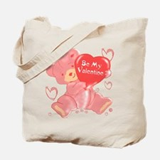 H.H.A Teddy-hearts  Tote Bag