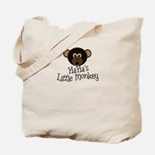 YiaYia's Little Monkey BOY Tote Bag