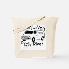 Livin in a Van Tote Bag