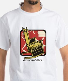 woodworkers rock T-Shirt