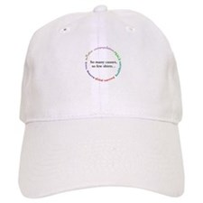 Cute Issues and causes Baseball Cap