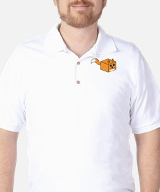 The Fox Box Golf Shirt