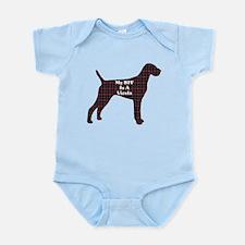 BFF Vizsla Infant Bodysuit
