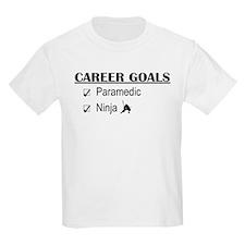 Paramedic Career Goals T-Shirt