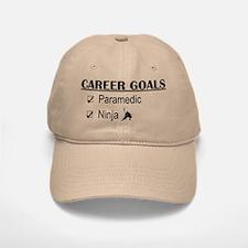 Paramedic Career Goals Baseball Baseball Cap