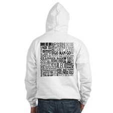 """""""Famous Names"""" Hoodie"""
