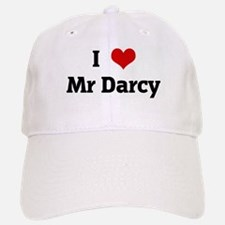 I Love Mr Darcy Baseball Baseball Cap