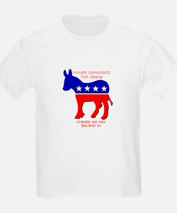Future Democrats for Obama T-Shirt