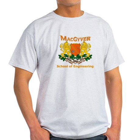 MacGyver Engineering Light T-Shirt