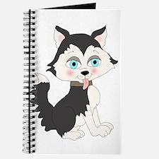 Baby Husky Journal