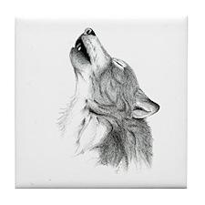 Howl Tile Coaster