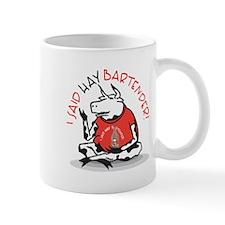 I Said HAY, Bartender Mug