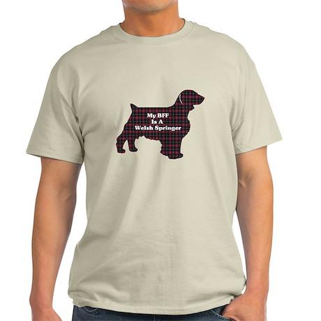 Welsh Springer Spaniel Light T-Shirt