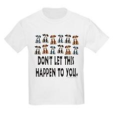 Spay / Neuter your Pet Kids T-Shirt
