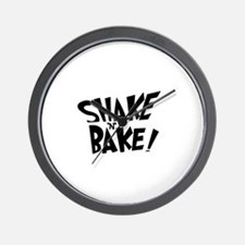 """Shake 'N' Bake""  Wall Clock"