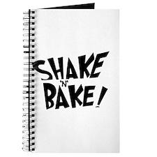 """""""Shake 'N' Bake"""" Journal"""