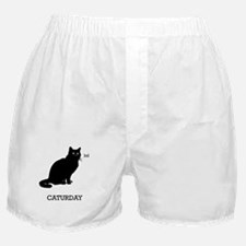 Cute Caturday Boxer Shorts