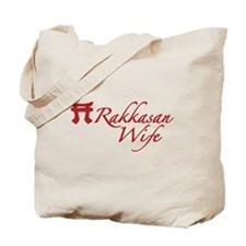 Rakkasan Wife (2) Tote Bag