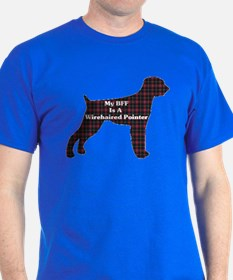 BFF Wirehaired Pointer T-Shirt