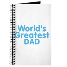 Worlds Greatest DAD Journal