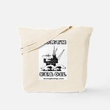 North Sea Oil Tote Bag