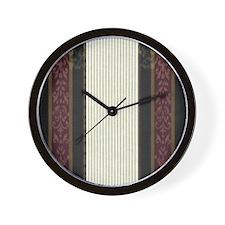 Dunhill Manor  Wall Clock