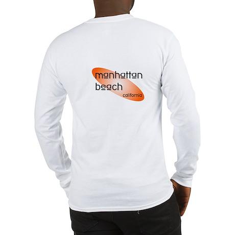 Manhattan Beach, California Long Sleeve T-Shirt