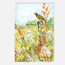 Meadow and Lark Postcards (Package of 8)