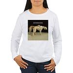 Saluki Best Friends Women's Long Sleeve T-Shirt
