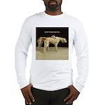 Saluki Best Friends Long Sleeve T-Shirt