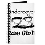 Undercover Cam Girl Journal