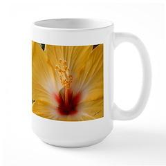 Sunflower Dove Mug