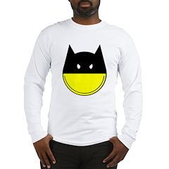 bat smiley Long Sleeve T-Shirt