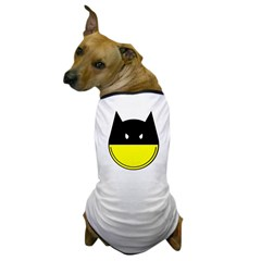 bat smiley Dog T-Shirt