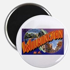 Wilmington North Carolina Greetings Magnet