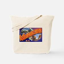 Wilmington North Carolina Greetings Tote Bag