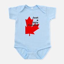 """Little Canuck"" Infant Creeper"