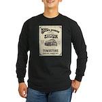 Occidental Saloon Long Sleeve Dark T-Shirt