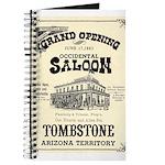 Occidental Saloon Journal