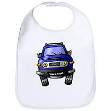 Funny Toyota fj cruiser Bib