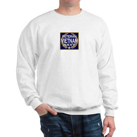 NAVY VETERAN VIETNAM Sweatshirt