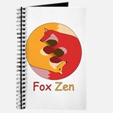 Fox Zen (Yin & Yang) Journal